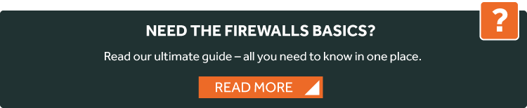 Firewalls basic guide