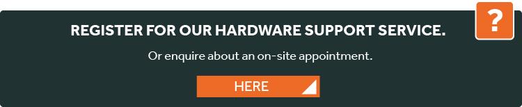 onsite hardware fixes in lockdown