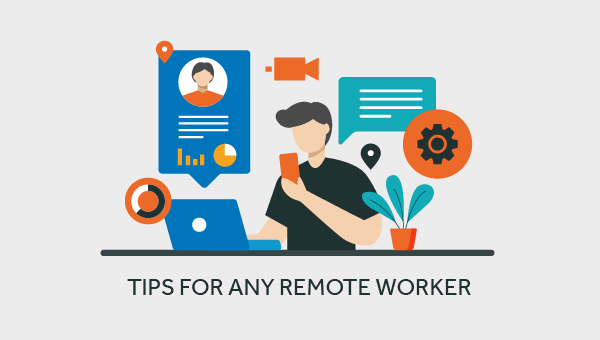 12 tips for home workers