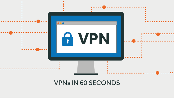 VPNs in 60 seconds