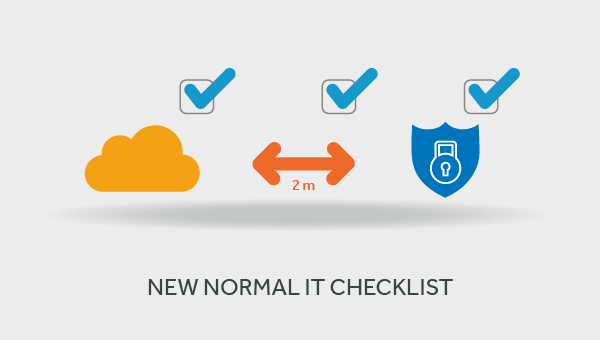 new normal IT checklist