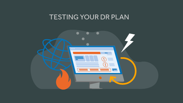 test your DR plan