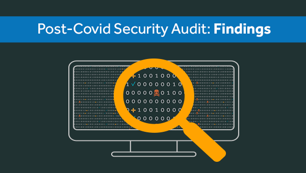 post-covid security audit findings